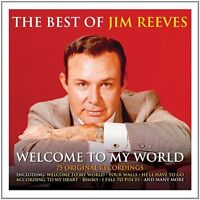 Jim Reeves - Welcome to My World the Best of [New CD] UK - Import