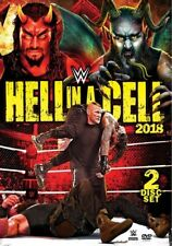 WWE: Hell in a Cell 2018 (DVD,2018)