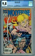 WOLVERINE 84 CGC 9.8 WP GUARDIAN ELSIE-DEE NEW NON-CIRCULATED CASE MARVEL COMICS