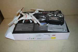 MJX R/C TECHNIC X400W X-SERIES 6-AXIS GYRO REMOTE CONTROL QUAD-COPTER