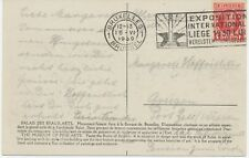 BELGIEN EXPO WELTAUSSTELLUNG 1930 BRUXELLES / EXPOSITION / INTERNATIONAL / LIÉGE
