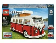 Lego 10220 Volkswagen T1 Camper Van Brand New Boxed RARE! SOON RETIRED LIMITED