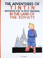 Tintin in the Land of the Soviets (The Adventures of Tintin: Original Classic…