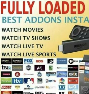 Fire Stick Lite w/ Alexa (great content and loaded w programming!)