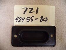 Harley Vintage Rear Master Cylinder & Remote Reservoir Gasket #42455-80 (#721)