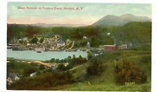 Rondout NY - SOUTH RONDOUT ON CREEK - Postcard Kingston