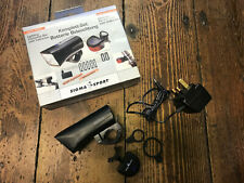 Sigma Sport Complete Lighting Set - Front Rechargable / Rear Battery Lamp *NOS