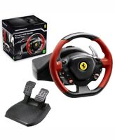 Thrustmaster Ferrari 458 Spider Racing Wheel for Xbox One/PC. New In Box