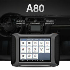 Neuf XTOOL A80 H6 Full System Car Diagnostic Tools Auto Programmer Adjustment