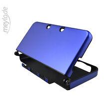 Alu Hardcase Schutzhülle Cover Bumper BLAU f Nintendo New 3DS NEU&OVP