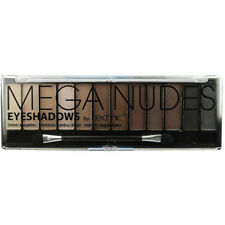 Technic Mega Eyeshadow Palette 12 Colour Shade Eye Shadow Kit Nudes Sultry Matte