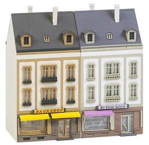 Faller Spur N 232386 Zwei Reihenhäuser Beethovenstraße #NEU in OVP##