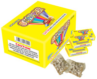 50 Bx (2500pcs) Firework Pop-It, Snap Fun, New Years Noise Makers Party Favor