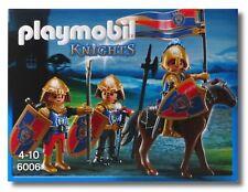 "PLAYMOBIL® Ritter 6006 ""Spähtrupp der Löwenritter"" Ritterburg Knights NEU/OVP!"