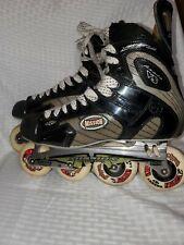 New listing Mission Proto VS Men's 9D Senior Roller Inline Hockey Skates Penetrator HiLo