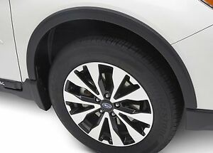 2015-2019 Subaru Outback OEM Wheel Arch Molding Fender Flare Kit E201SAL000 NEW