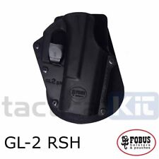 New Fobus Glock 17/19 Locking Rotating Paddle Holster UK Seller GL-2 RSH RT ROTO