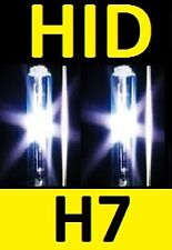H7 1pr 35W 55W 70W HID Globes Bulbs - 2 yr warranty Melbourne seller - any color
