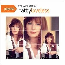 FREE US SHIP. on ANY 2 CDs! NEW CD Patty Loveless: Playlist: The Very Best Of Pa