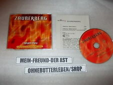 CD Pop Zauberberg - I Want You (2 Song) MCD *  BMG GLOBAL SATELLITE + presskit
