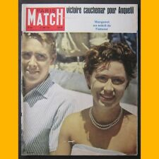 PARIS MATCH N° 584 enterrement Pasternak Anquetil 1960