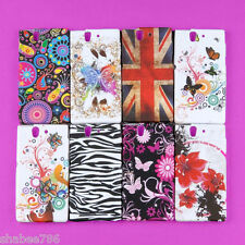 Wholesale Lot New 12 Pcs Back Skin Colorful TPU Cover Sony Xperia Z L3