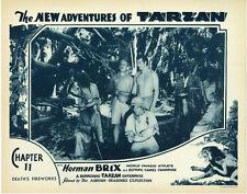 The New Adventures of Tarzan  - Cliffhanger Serial DVD Herman Brix Ula Holt
