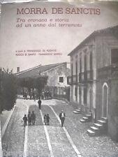 Avellino MORRA DE SANCTIS Tra cronaca e storia ad un anno dal terremoto Irpinia
