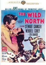 WILD NORTH - (1952 Stewart Granger) Region Free DVD - Sealed