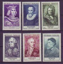 Postfrische Briefmarken aus Frankreich & Kolonien mit Geschichts-Motiv