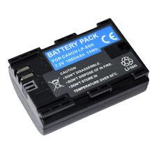 AU Fully Decoded Battery for Canon Lp-e6 EOS 7d 5d Mark III II 60d Bg-e14 Lpe6