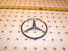 Mercedes Early W202 C C 1994-97 REAR plastic chrome GENUINE OEM 1 Star only W202