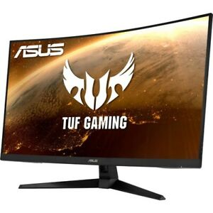 NEW ASUS VG32VQ1B Widescreen Gaming LCD Monitor 31.5in WQHD 165Hz Curved
