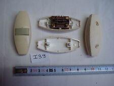 interrupteur occasion couleur ivoire fil souple lampe chevet (réf I 39)