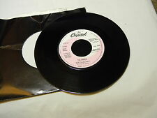 THE KNACK BABY TALKS DIRTY 45 RPM RECORD M-
