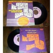 Karchton Mac Douglas - Sea Sea Boogie Rare French PS 7' Maxi Library Surf