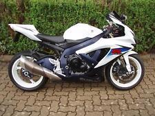2010 - Suzuki GSXR600 L0 599cc Supersport 2008MY