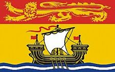 Large 3' x 5' High Quality 100% Polyester New Brunswick Flag - Free Shipping
