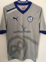 GENUINE SHEFFIELD WEDNESDAY FOOTBALL SOCCER AWAY SHIRT ADULT SMALL 2011/2012
