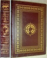 THE DAY OF THE JACKAL by Frederick Forsyth Easton Press Signed New Sealed