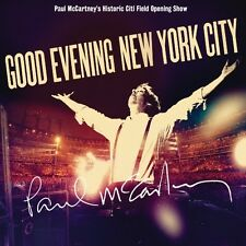 Paul McCartney - Good Evening New York City [New CD] Bonus DVD, With DVD, Deluxe
