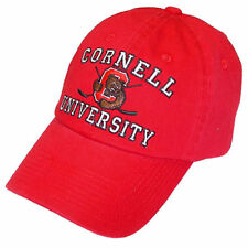 Cornell Big Red Hockey Top of the World Red High Stick Adjustable Cap 9923549d1683