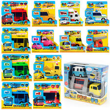 TAYO The Little Bus Mini 14 Cars Toy Set Diecast Fullback gear Children Kid Gift
