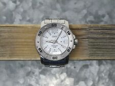 Cover Men's Watch Sapphire Crystal, Quartz, 200M Water, Swiss Made, Working