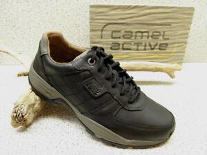 camel active ®   Evolution Leder  schwarz  (C64)