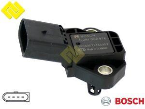 Genuine BOSCH 0281002976 INTAKE MANIFOLD PRESSURE SENSOR MAP VAG 03G906051E ,.