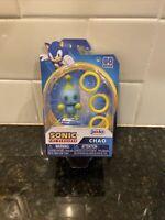 New HTF Sonic The Hedgehog Wave 1 - Chao 2.5-Inch Mini Figure