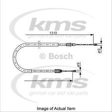 New Genuine BOSCH Handbrake Parking Brake Cable 1 987 477 777 Top German Quality