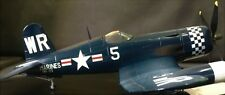 Checkr Model Airplane Aircraft 1 Military Fighter US Vintage AirForce 32 USAF 48