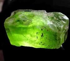 Beautiful 209cts 100%Natural Rough Peridot Healing Crystal Kohistan Pakistan